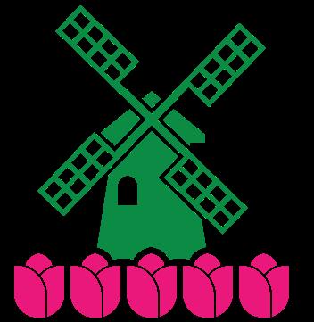 Peony Festiva Maxima (Herbaceous)